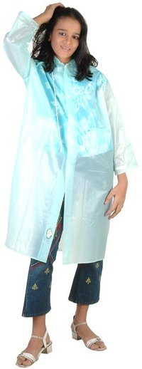 Day Night Girls Raincoat