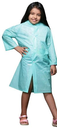 Cut Glass Girls Raincoat