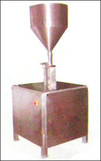 Motorized Liquid/ Paste Filling Machines