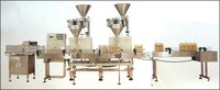 Automatic Granule Filling Machinery