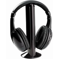 5 In 1 Multifunctional Wireless Headphone With Fm Radio