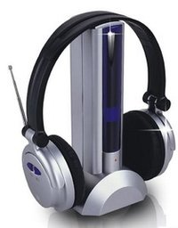4 In 1 Multifunctional Wireless Headphone With Fm Radio