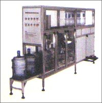 20 Ltrs Fully Automatic Jar Filling Machines