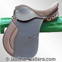 General Purpose Leather Saddle