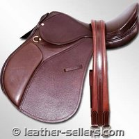 Close Contact Jumping Saddle