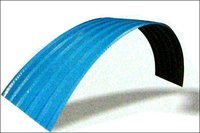 Curved Profile Roofing Sheets