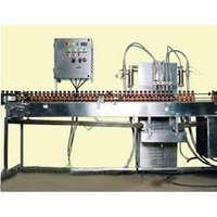 Automatic Bottle Liquid Filling Machine