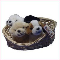 Decorative Toy Basket
