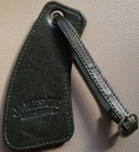 Luggage Leather Tags