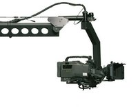 Standard Remote Head with Arri 435 Film Camera and Cooke 25mm-250mm Zoom Lens