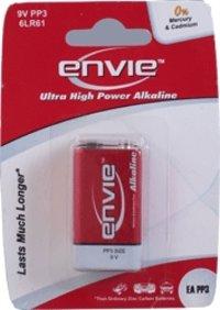 Alkaline 9 Volt Batteries