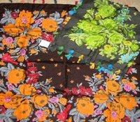 Designer Silk Scarves