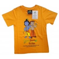 Orange Color T-Shirts