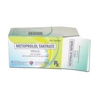 Metoprolol Tartarate