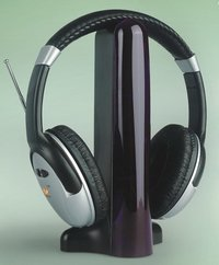 Multifunctional Fm Wireless Headset