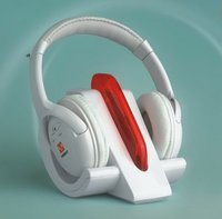 4 In 1 Wireless Headphone With Fm Radio