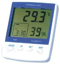 Thermo Hygro Meter