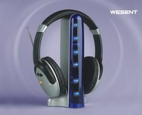 6 In 1 Wireless Headset With Fm Radio