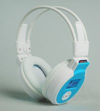 Wireless Mp3 Headphone
