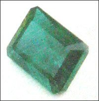 Rectangle Emerald Gemstones