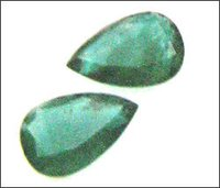 Pear Shape Emerald Gemstones