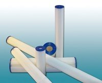 High Flow Rate Pleated Filter Cartridges