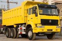 Golden Prince /6x4 Dump Truck