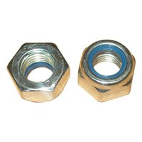 Nylock Hex Nuts