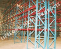 Heavy Duty Cold Storage Racks