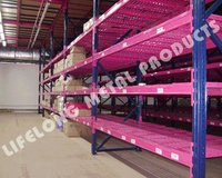 Heavy Duty Two/Three Tier Racking System