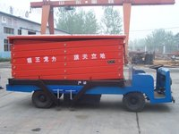 Car-Carrying Scissor Lift