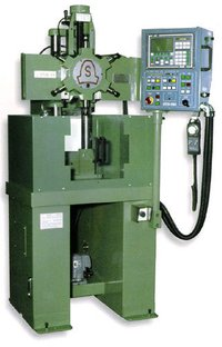 Cnc Turret Drilling And Tapping Machine