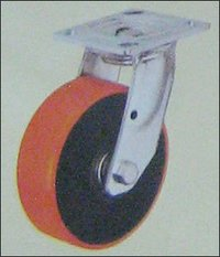 Polyurethane Iron-Core Caster Wheels