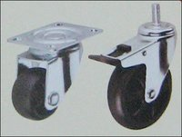 Polypropylene (Pp) Derlin Bush Caster Wheels