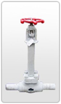 800 Pressure Class Forged Steel Cryogenic Globe Valve
