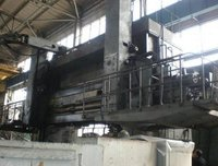Double Column Vertical Turret Lathe Machine