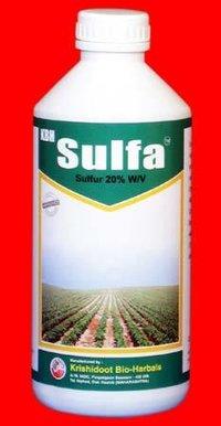 Sulfa Liquid