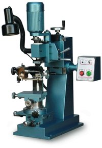Single Head Vertical Bangle Machine