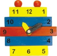 Construction Clock