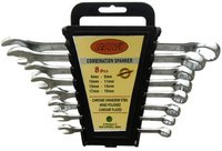 Crv Steel Combination Spanner