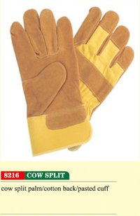 Cow Split Glove
