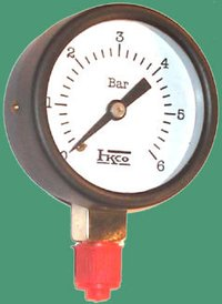 Commercial Type Pressure Gauge