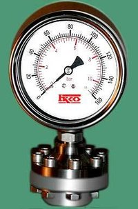 Diaphragm Seal Pressure Gauges