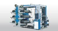 YT Series 6 Color Flexible Printing Machine