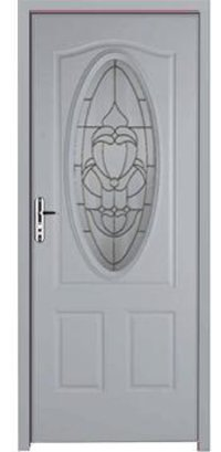 Steel Flush Doors