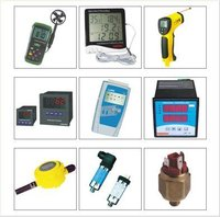 Measuring & Control Instruments