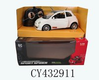 1:18 R/C Car With Music And Light