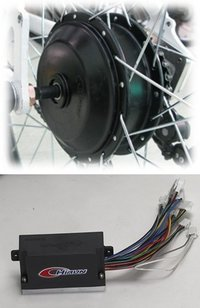 BLDC Geared Motor And Controller For E-Bike