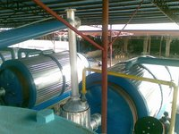 Scrap Plastic Recycling Machinery