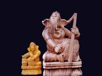 Musical Ganesh Sculptures